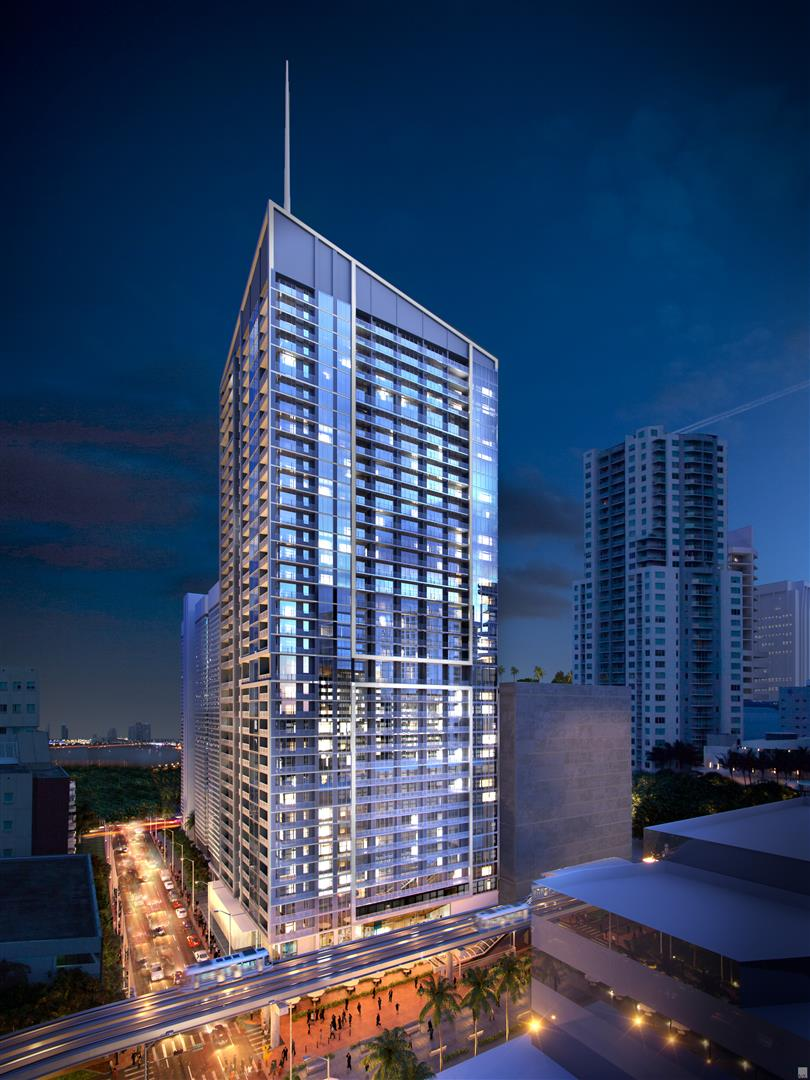 Downtown Miami Apartments For Millennials Smart Condo
